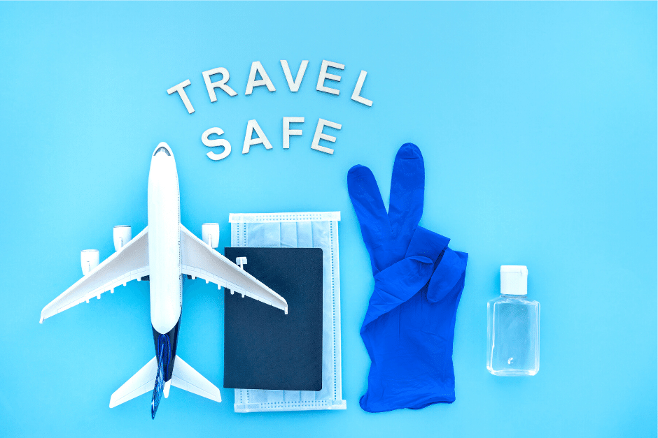 How to stay safe while travelling?